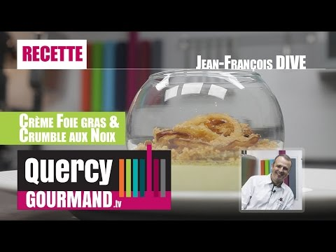 Recette : Crème de Foie-Gras – quercygourmand.tv