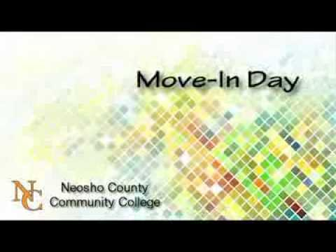 Neosho County Community College 2013 Move-In Day