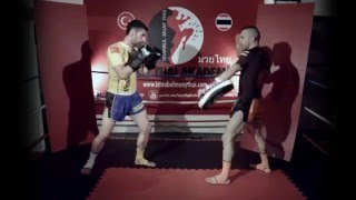 MuayThaiAkademi - Counter High Kick Technique