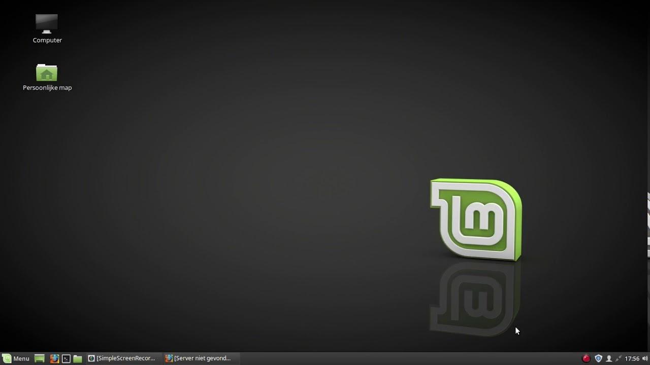 Linux-mint 18 3 wifi configuratie
