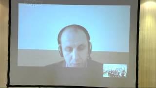 Ομιλία Bogdan Bespalco στο Συνέδριο ΙΓΜΕΑ