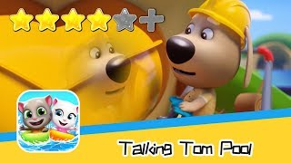 Talking Tom Pool Level 244-246 Walkthrough Let's help them! Recommend index four stars