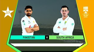 LIVE - Pakistan vs South Africa | 2nd Test Day 5 | PCB