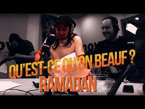 "Qu'est ce qu'on beauf ? - Ramadan - Radio Nova/ 30""Glorieuses"