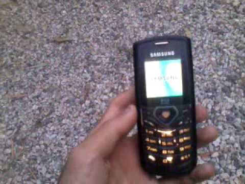 Samsung GT-E1175T