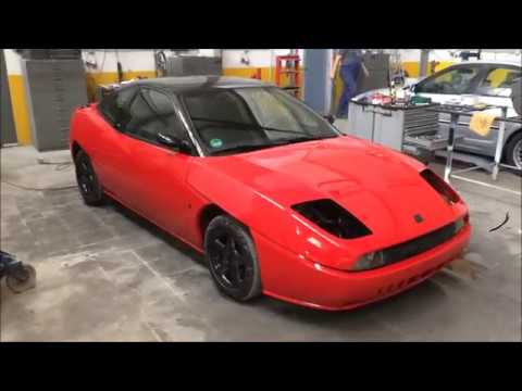 fiat coupe tuning part 1 youtube. Black Bedroom Furniture Sets. Home Design Ideas