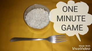 One minute kitty party game/Fun game for all parties 💃💃