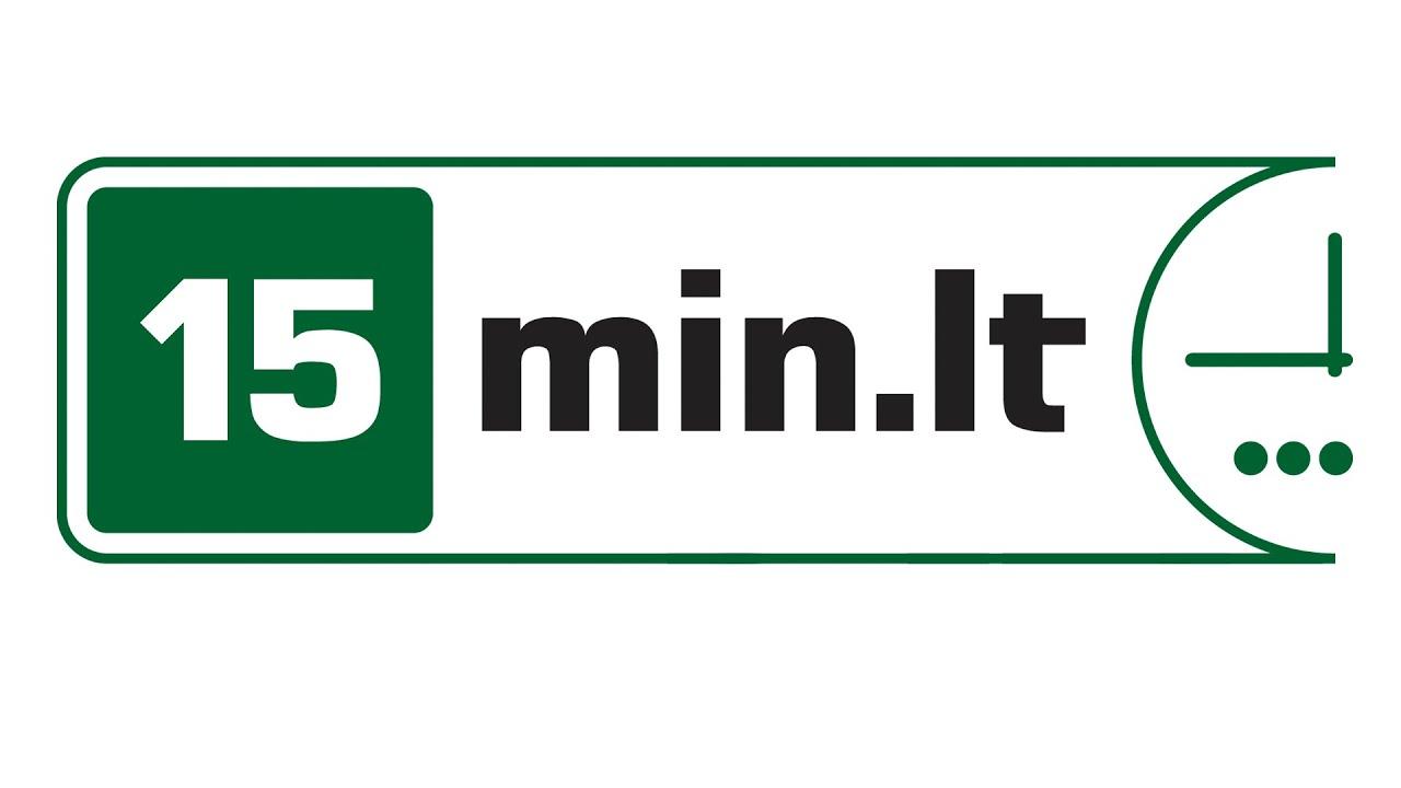 15min.lt debatuose – kandidatai į Vilniaus merus Remigijus Šimašius ir Artūras Zuokas