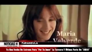 Filme 3 vezes você -  data de estréia - tres veces tú - espanhol- 3MSC - notícia