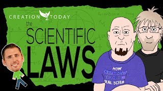 The Laws of Science (feat. Tony Reed) - Creation Today Claims