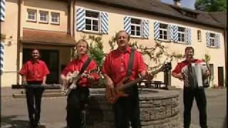Alpentrio Tirol - Mi Corazon (Du bist ja fast vor Tränen blind) 2004