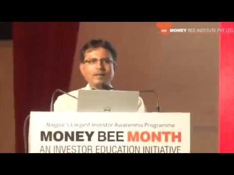 Mr. Nilesh Shah, MD Kotak MF at Money Bee Month 2017