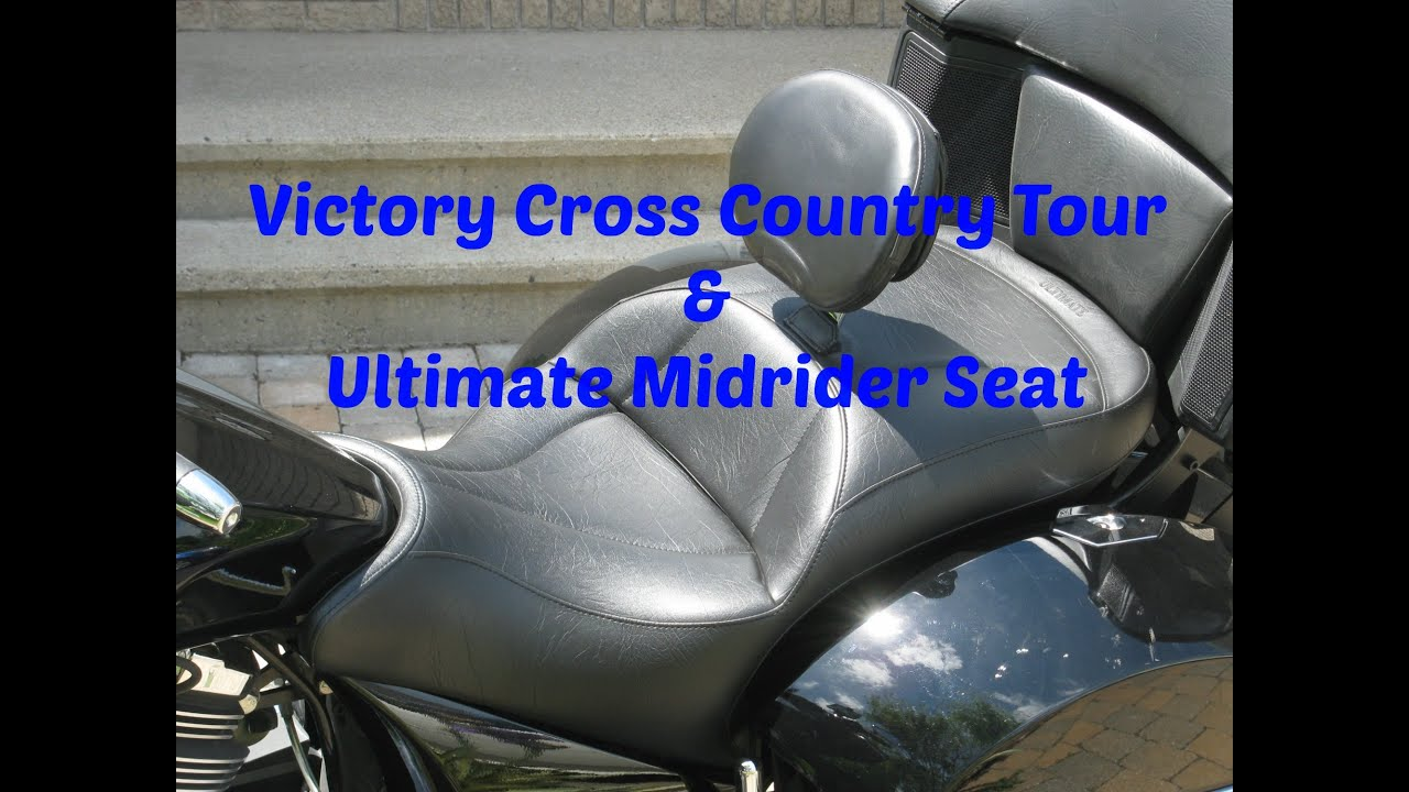 Ultimate Motorcycle Seats >> Victory Cct Ultimate Midrider Seat