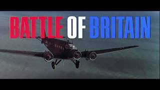 """Making the movie """"The Battle of Britain"""""""
