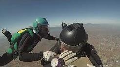 Perris Oddballs 4way training 5/4 & 5/5/19...fun weekend of skydiving :)