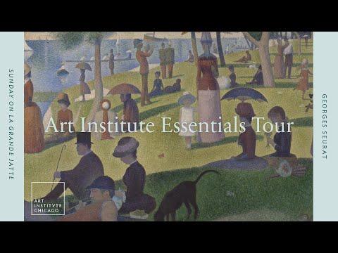 Georges Seurat's Sunday On La Grande Jatte | Art Institute Essentials Tour