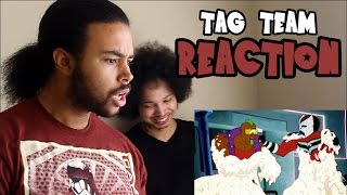 Furry Force Part 2 (TAG TEAM REACTION with LightSkin Jedi)