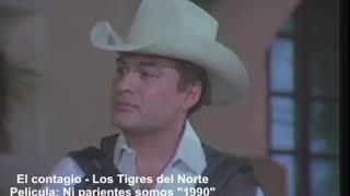 El Contagio / Los Tigres Del Norte (Audio Mejorado)