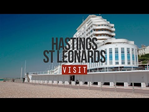 MY VISIT TO HASTINGS & ST LEONARDS - UK | 2016