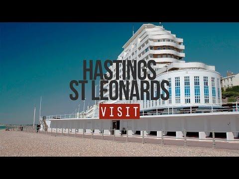 MY VISIT TO HASTINGS & ST LEONARDS - UK   2016