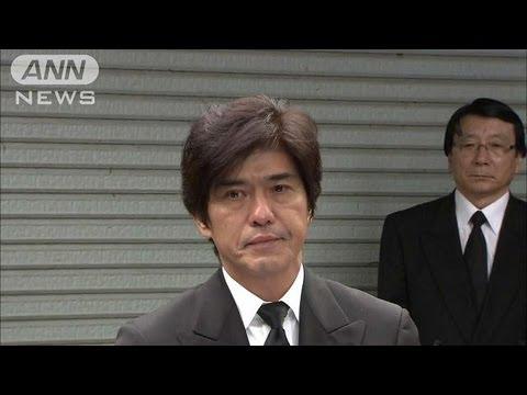 三國連太郎さん葬儀で喪主・佐藤浩市さん挨拶(13/04/18)