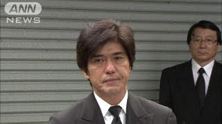 17日(水)に静岡県沼津市で営まれた俳優の三國連太郎さんの葬儀・告別...