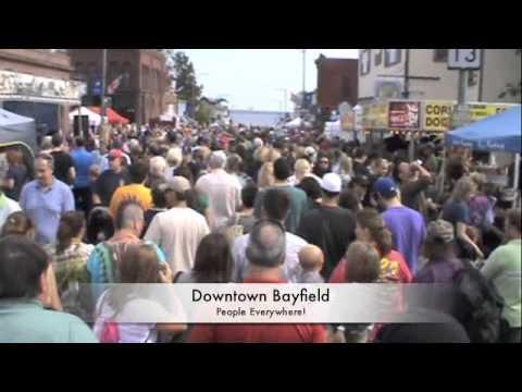 Apple Fest, Bayfield WI, Oct 2011