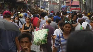 Divisoria vendors hold protest, appeal for another chance to sell on streets