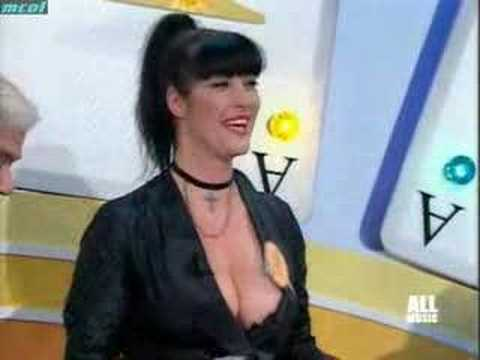 Jo Squillo a All Music - Speciale '80