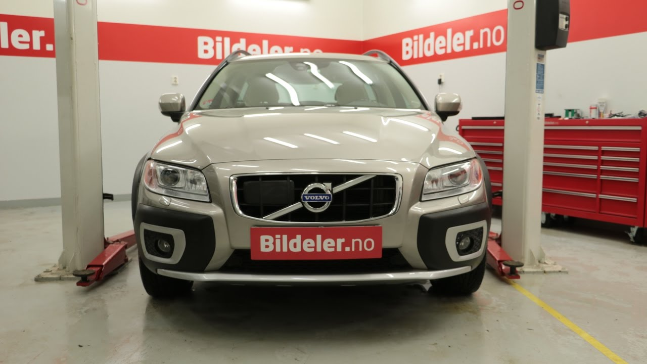 Volvo S60, V60, XC60, V70, XC70, S80: Hvordan bytte dieselfilter, 2.4 Diesel - 2007 til 2016 mod ...