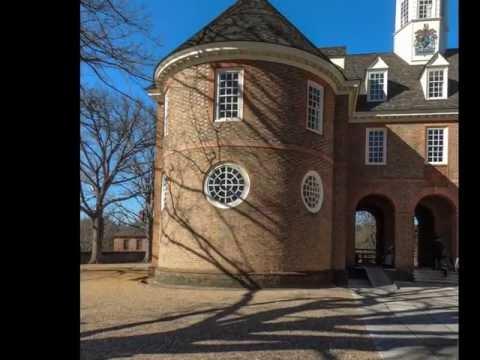 Travel Trip to Willamsburg Colonial Village, Virginia March 2013