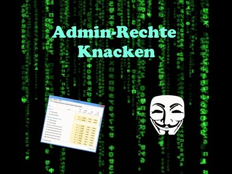 Hacken Lernen #7 Administrator Rechte [CMD Admin-Rechte knacken Windows XP Tutorial Deutsch]
