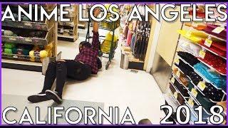 Anime Los Angeles 2018 Vlog | Day 1!