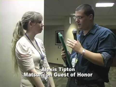 Alexis Tipton at Matsuricon 2011