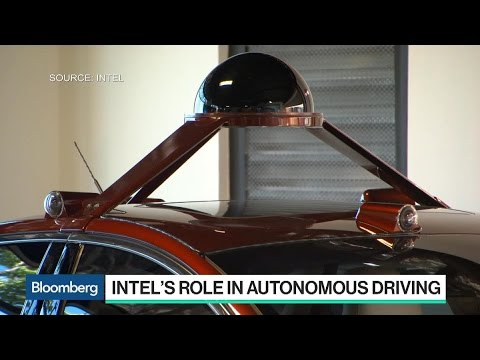 Intel's Stacy Smith on the Future of Autonomous Driving