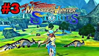 Monster Hunter Stories Android Game Play #3