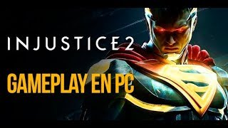 Injustice 2 - Gameplay en PC: ¿Merece la pena? | MERISTATION