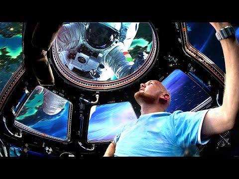 A Nemzetközi Űrállomás Asztronautáinak Elképesztő Élete... thumbnail