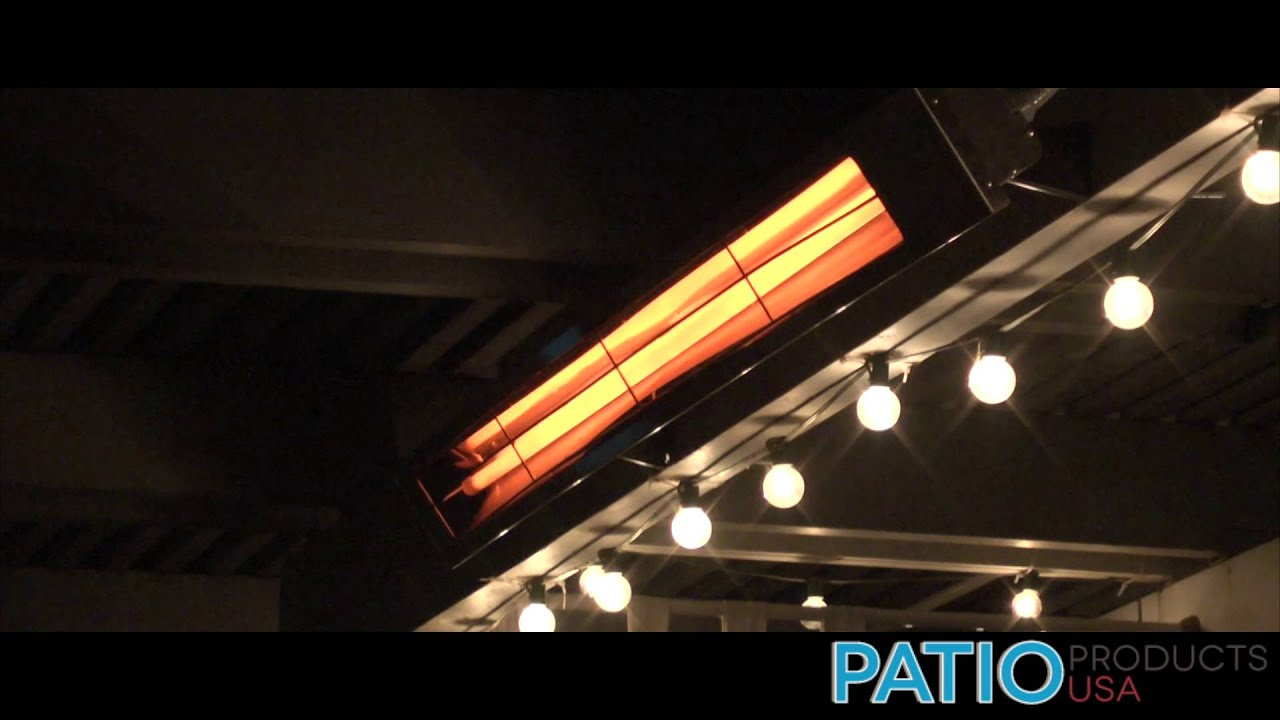 About Infratech Ceiling Patio Heater