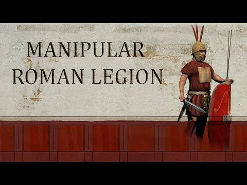 The Republican Roman Legion