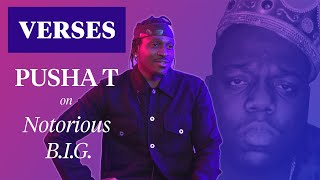 """Pusha T on The Notorious B.I.G.'s Verse on """"Young G's"""" 