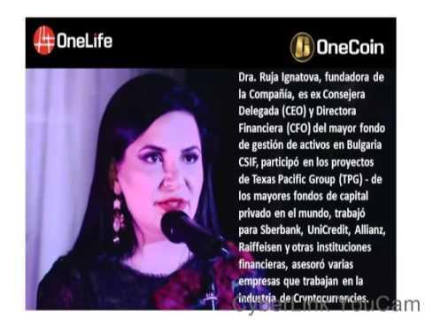 Presentacion de negocio OneCoin One Life Colombia