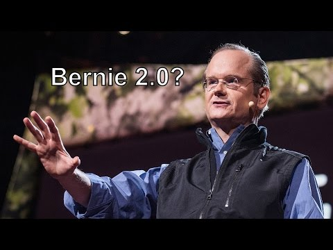 Harvard Law Professor Laurence Lessig is Running for President