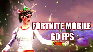 How to get 60 FPS in Fortnite Mobile (No Pc/Jailbreak)