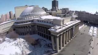 Новосибирск город  -  мечта Из Новосибирска с любовью