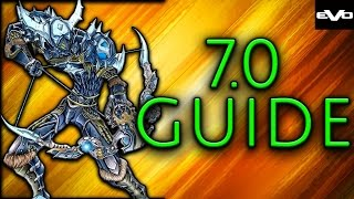 wow legion   bm hunter pvp guide   patch 7 0 3