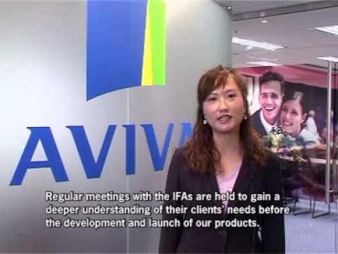 Aviva Life Insurance Video