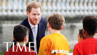 Prince Harry Returns To Royal Duties After Summit On Future Role | TIME