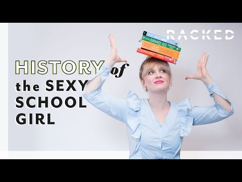 Sexy School Girl Uniform Origins | History Of | Racked