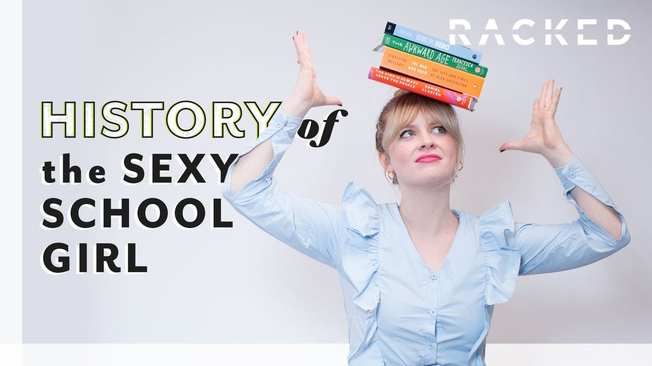 Sexy School Girl Uniform Origins History Of Racked
